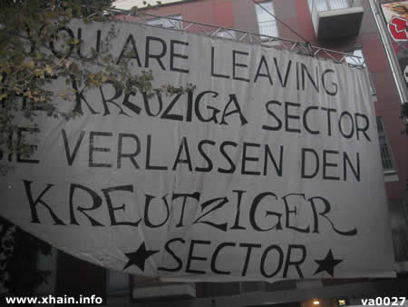 Youe Are Leaving The Kreutziger Sector