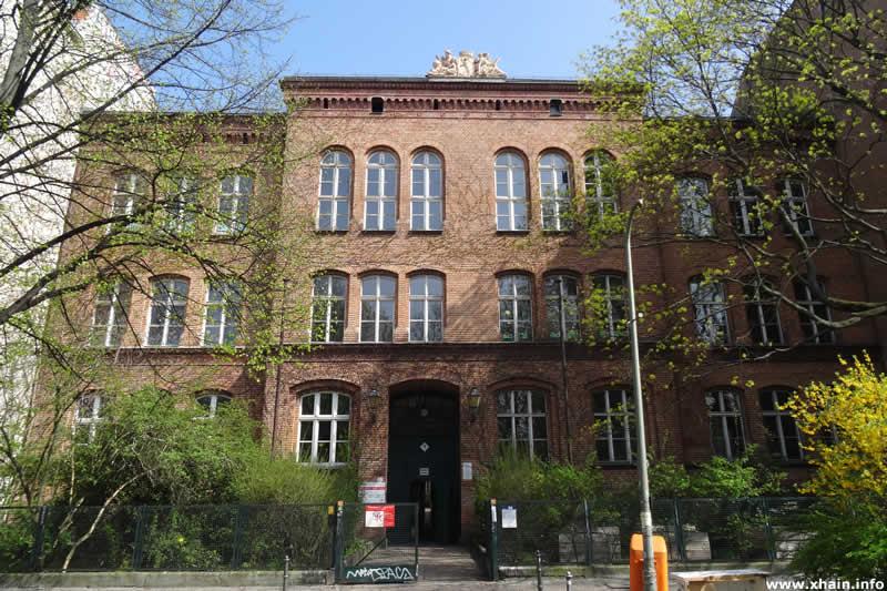 46. Gemeindeschule am Lausitzer Platz