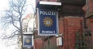Polizeiabschnitt 52 - Friesenstraße (Direktion 5)