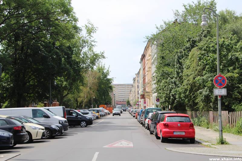 Adalbertstraße Ecke Bethaniendamm