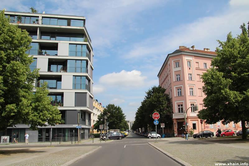 Adalbertstraße Ecke Engeldamm