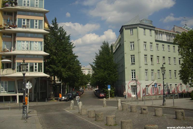 Admiralstraße / Admiralbrücke