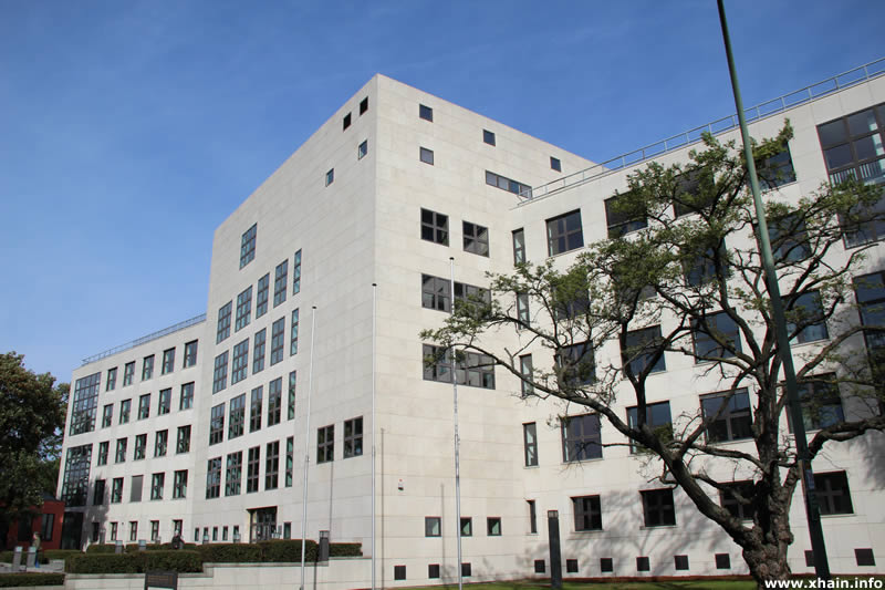 Amtsgericht Tempelhof-Kreuzberg - Hallesches Ufer 62