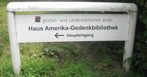 Amerika-Gedenkbibliothek (AGB - ZLB)