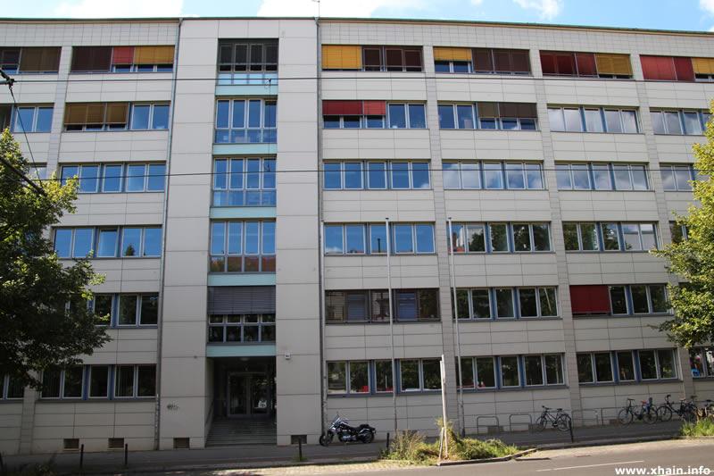 Altes Rathaus Friedrichshain