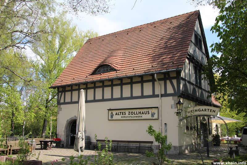 Altes Zollhaus am Landwehrkanal