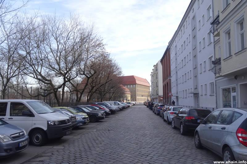 Straße Am Rudolfplatz