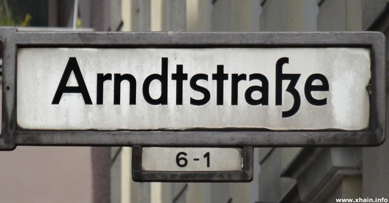 Arndtstraße