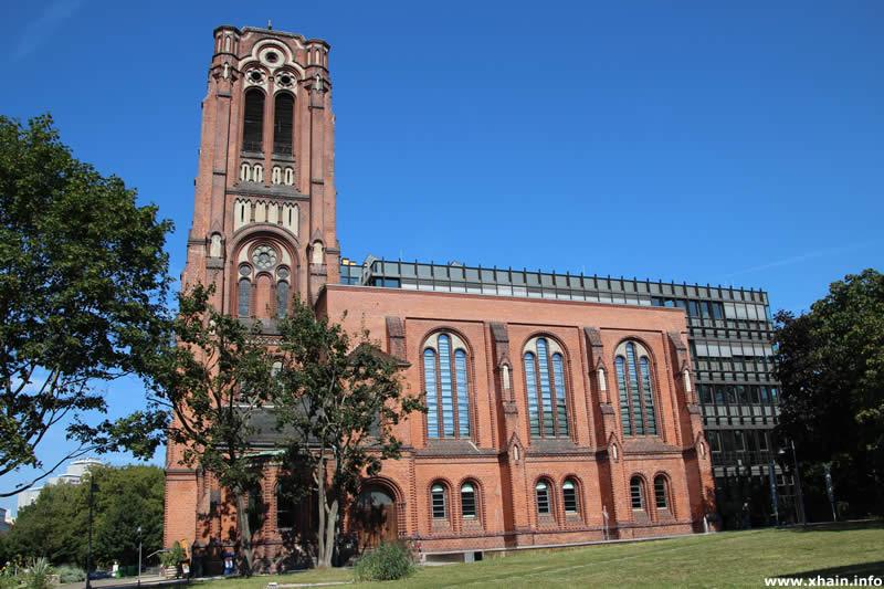 Auferstehungskirche - Berlin-Friedrichshain