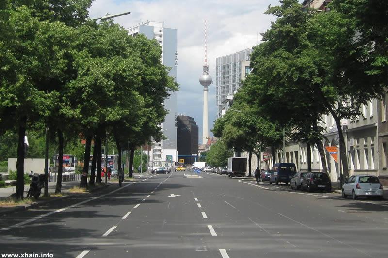 Axel-Springer-Straße
