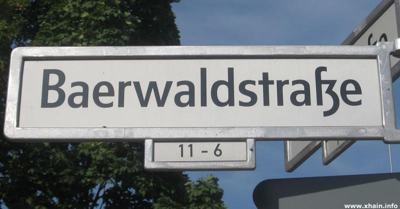 Baerwaldstraße
