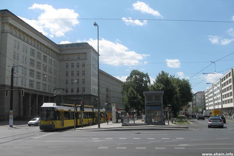 Bahnhof Frankfurter Tor