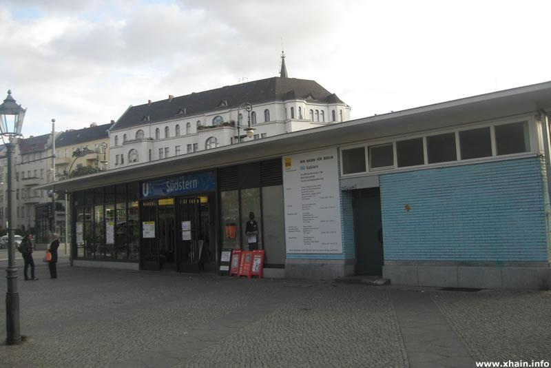 U-Bahnhof Südstern