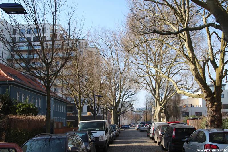 Bahrfeldtstraße Ecke Friedrich-Junge-Straße (Humanistische Kita )