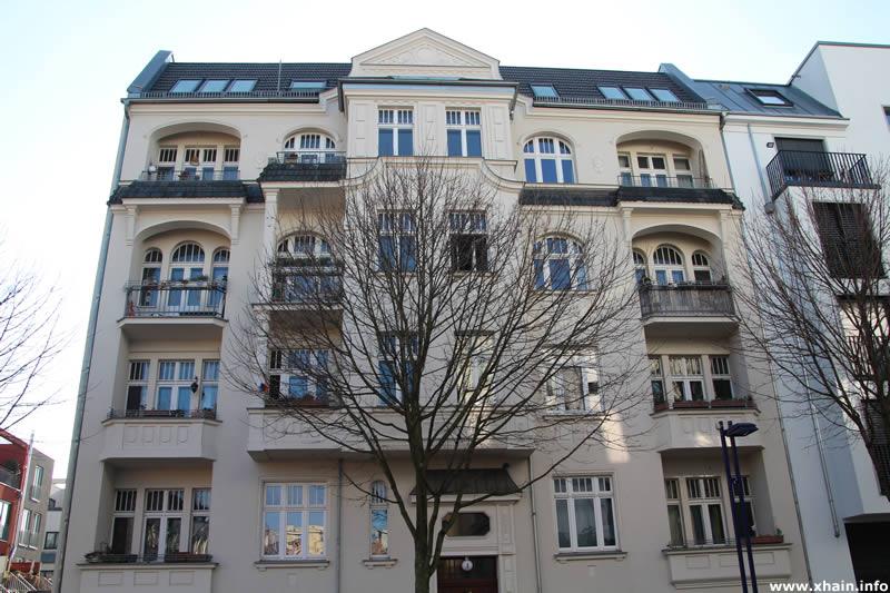 Mietshaus Bahrfeldtstraße 2