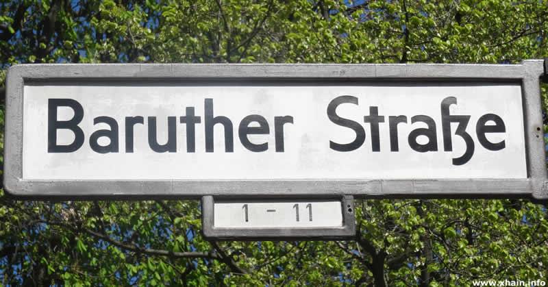 Baruther Straße