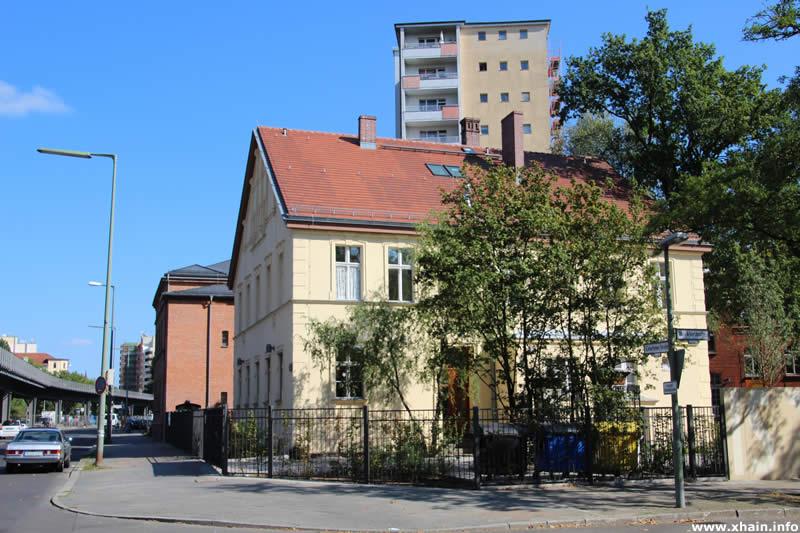 Beamtenwohnhaus der Städtischen Gasanstalt