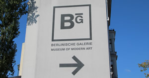 Berlinische Galerie - Museum für moderne und zeitgenössische Kunst