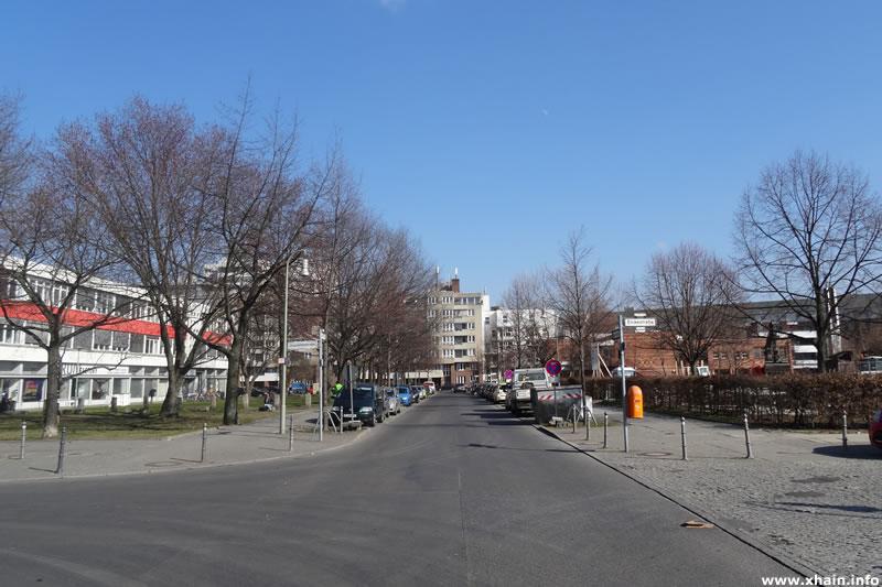Besselstraße Ecke Charlottenstraße