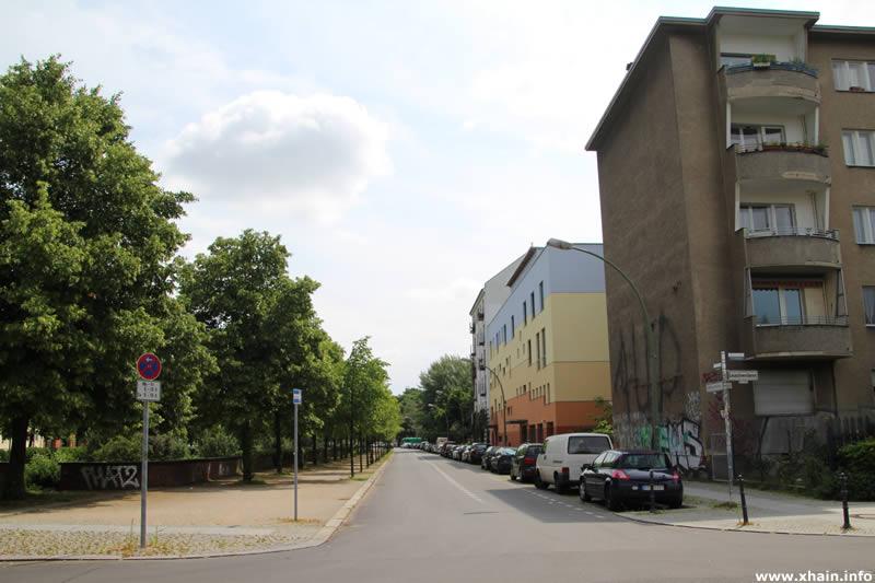 Bethaniendamm Ecke Leuschnerdamm