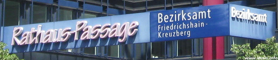 Bezirksamt Friedrichshain-Kreuzberg