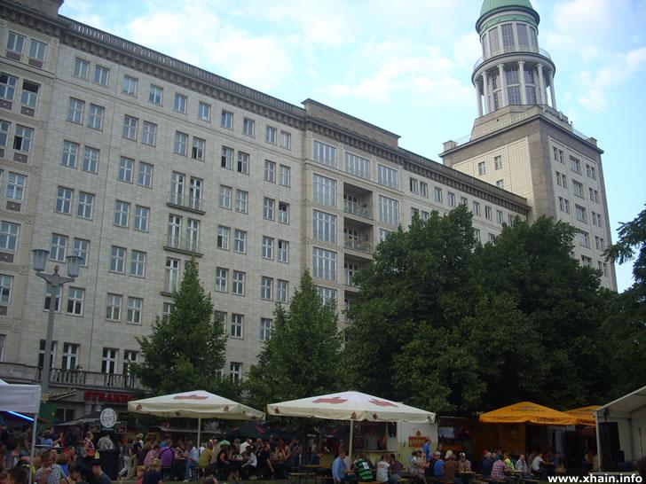 Biermeile am Frankfurter Tor