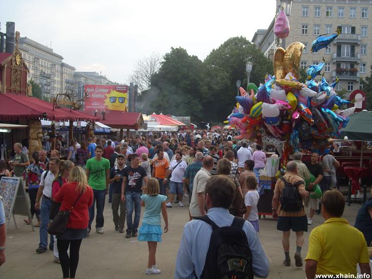 Internationales Berliner Bierfestival   Friedrichshain