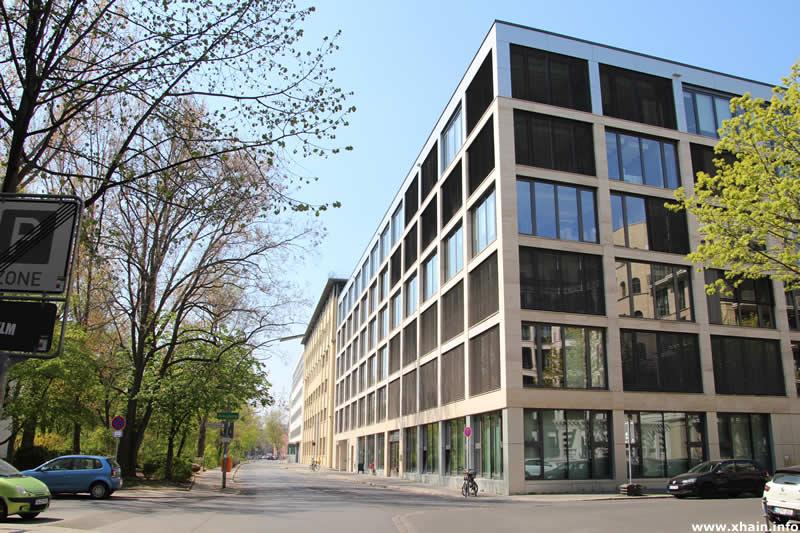 Alte Jakobstraße Ecke Kommandantenstraße