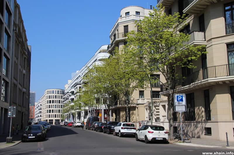 Kommandantenstraße Ecke Alte Jakobstraße