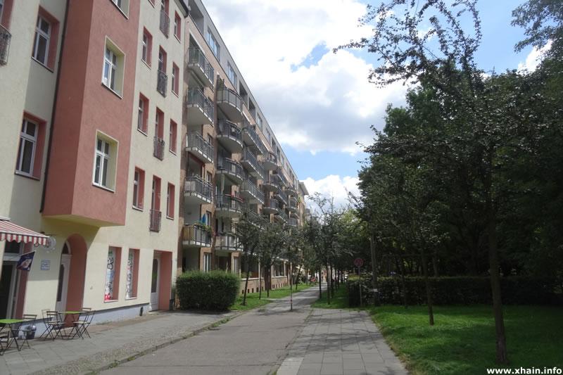 Wilhelm-Stolze-Straße / An der Brauerei