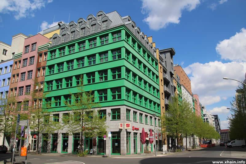 Zimmerstraße Ecke Charlottenstraße