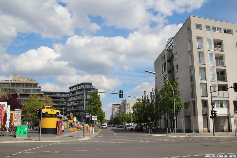 Zimmerstraße Ecke Wilhelmstraße