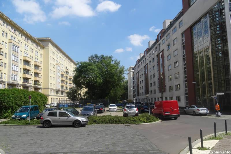 Blumenstraße, Ecke Krautstraße