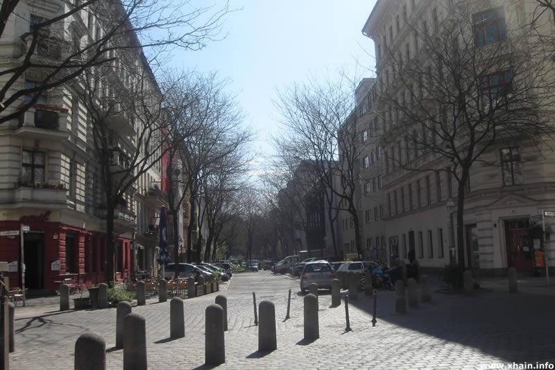 Böckhstraße Ecke Graefestraße