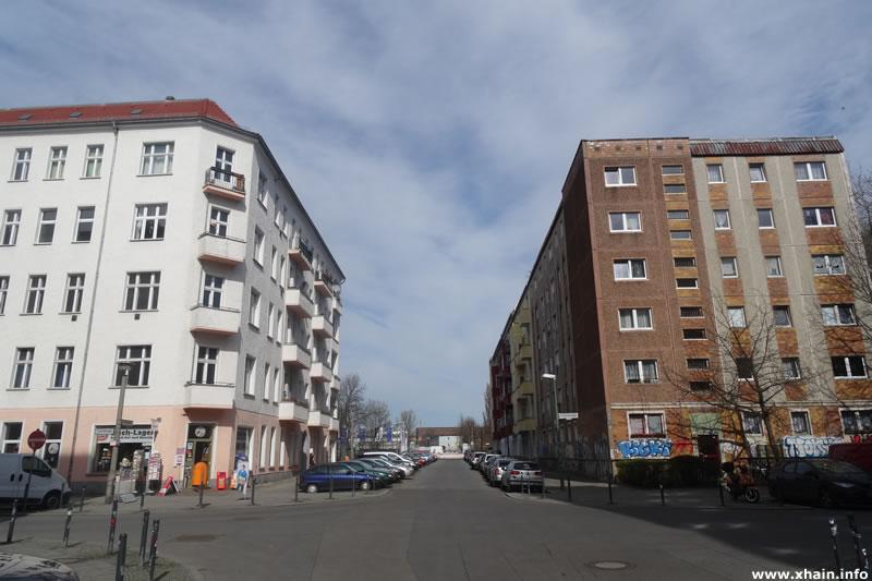 Bödikerstraße Ecke Corinthstraße