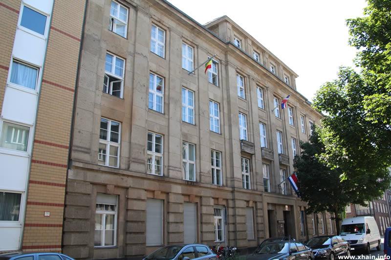 Botschaft Dessauer Straße