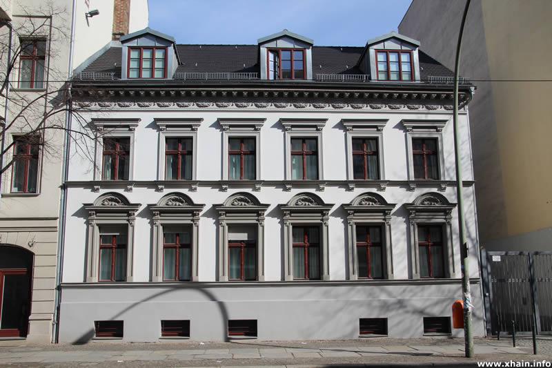 Wohnhaus Boxhagener Straße 70