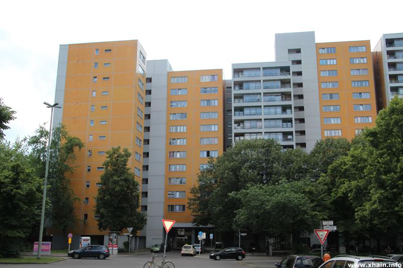 Brandesstraße Ecke Lindenstraße