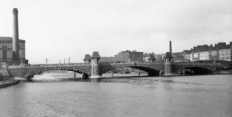 Brommybrücke 1910