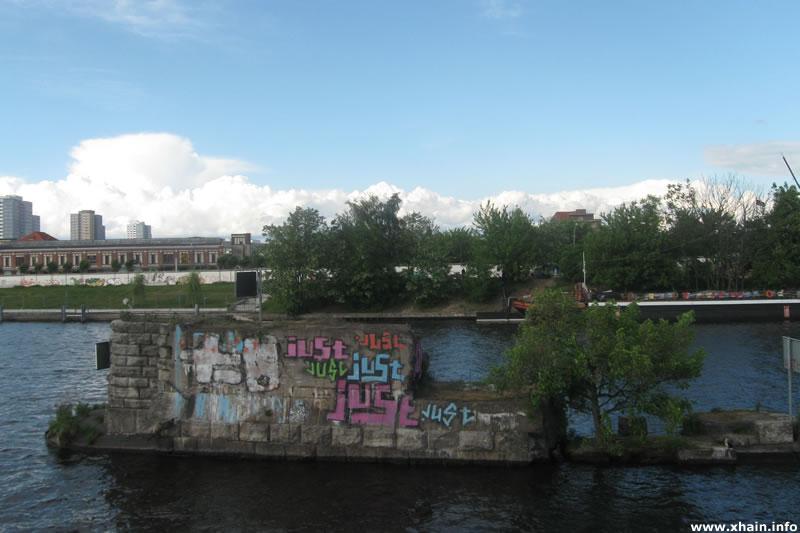 Brommybrücke 2011