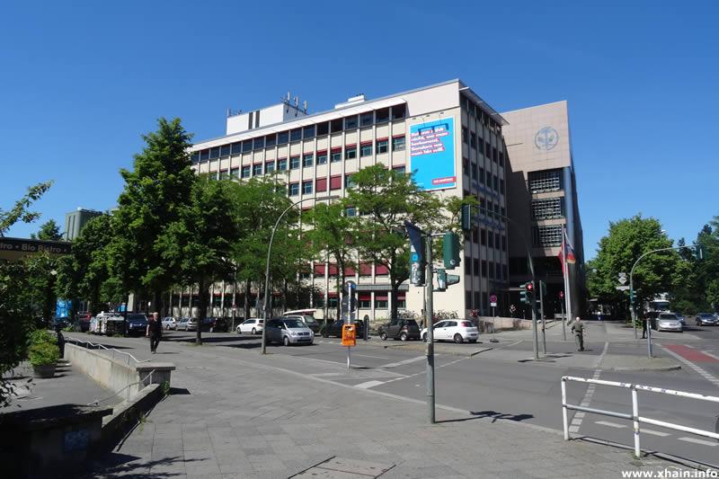 Bildungs- und Technologiezentrum (BTZ) der Handwerkskammer Berlin