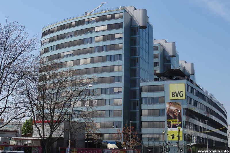 Berliner Verkehrsbetriebe (BVG) Hauptverwaltung