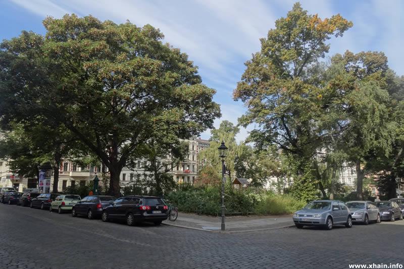 Chamissoplatz Ecke Willibald-Alexis-Straße