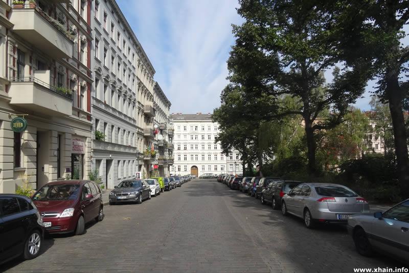 Chamissoplatz (West)