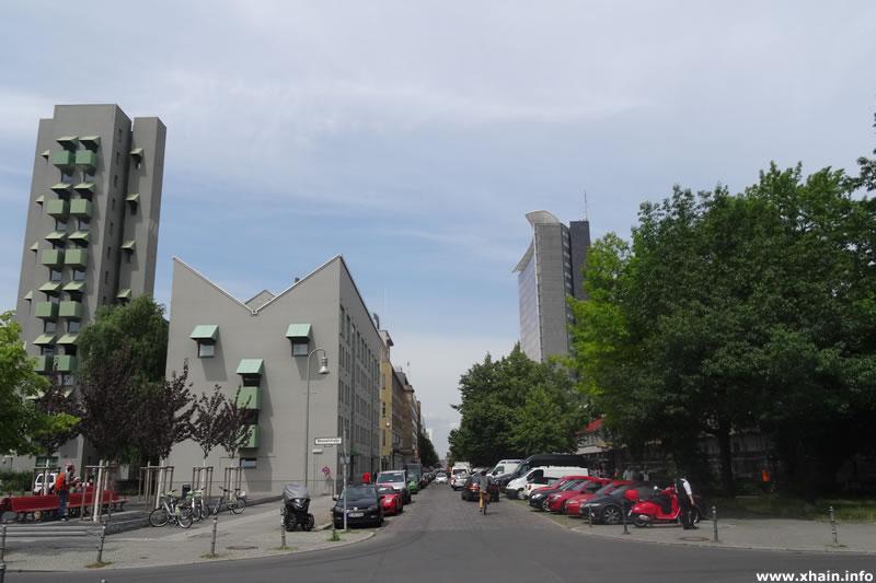 Charlottenstraße Ecke Besselstraße