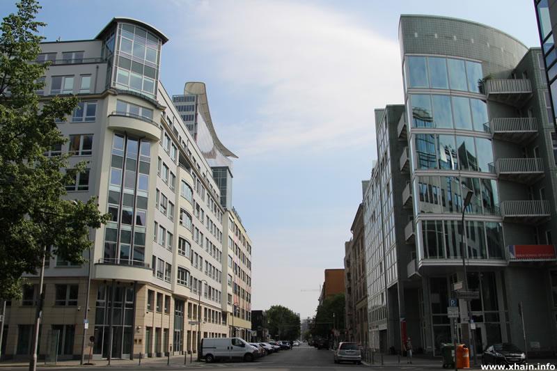 Charlottenstraße Ecke Zimmerstraße (Bundesfinanzakademie)