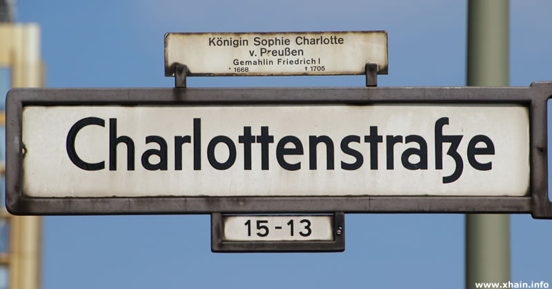 Charlottenstraße