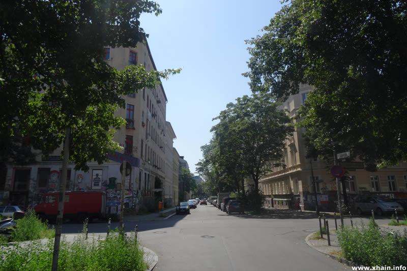Colbestraße Ecke Scharnweberstraße