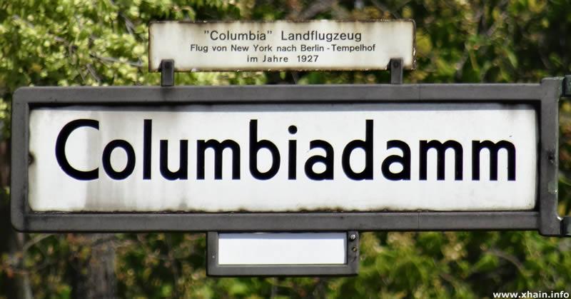 Columbiadamm