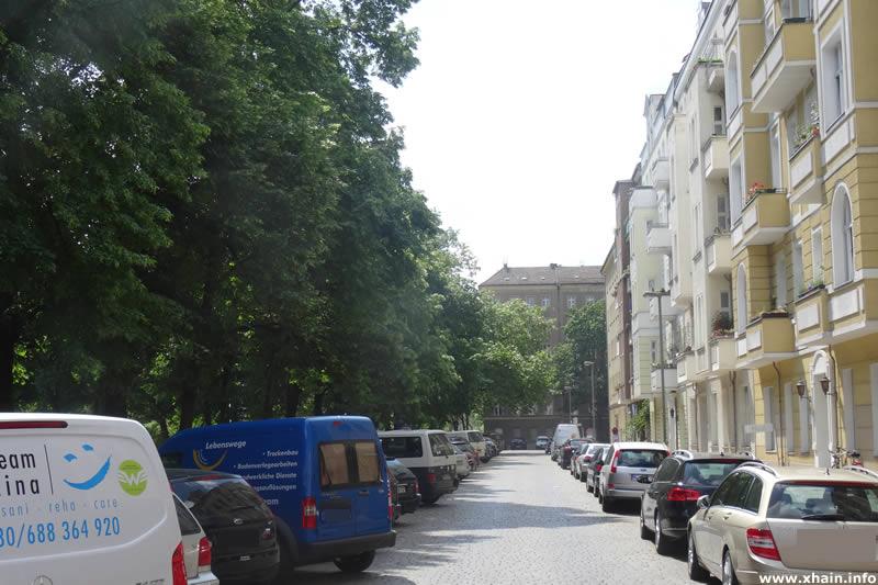 Straße Am Comeniusplatz
